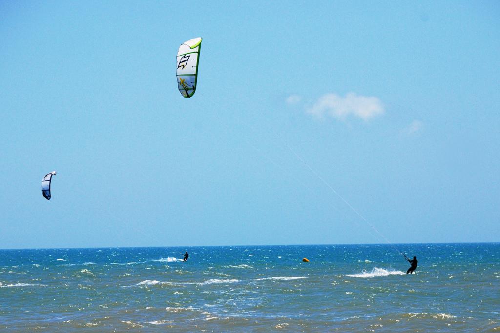 Kitesurf Beauduc